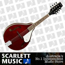 Tanglewood TWMTWRP Mandolin Red TWMT-WRP TW-WR w/5 Years Warranty *BRAND NEW*