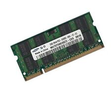 2gb ddr2 di RAM 667 MHZ MEMORIA PER NOTEBOOK SONY VAIO serie FZ-vgn-sz71wn/c