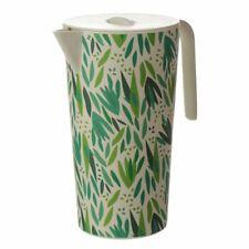 Willow wiederverwendbare Bambus umweltfreundlich biologisch abbaubar 1.7l Wasser Krug NEU mit Etikett