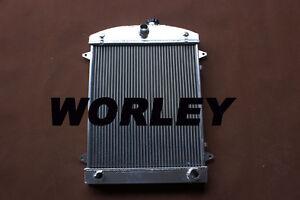 3core aluminum radiator for Holden FJ FX 1948 1949 1950 1951 1952 1953 1954 1955