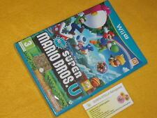 NEW SUPER MARIO BROS U Nintendo Wii u NUOVO SIGILL. UFFICIALE ITALIANO NO IMPORT