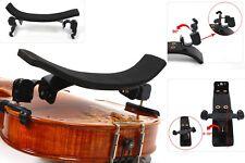 Yinfente Violin Shoulder Rest For 4/4 3/4 Violin Adjustable Height Rotated Angle