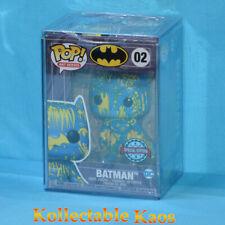 DC Batman Artist Series With Protector 02 Pop Vinyl Funko