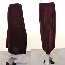 Grunge Velvet Vintage Skirts for Women