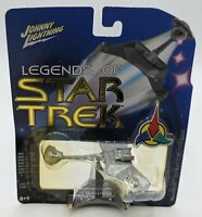 Johnny Lightning STAR TREK Series 1 KLINGON D7 Class Battle Cruiser diecast ship
