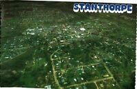 Postcard Airview Stanthorpe Queensland Australia Unposted Circa 1970's
