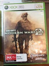 Call of Duty modern Warfare 2 Xbox 360 (works on Xbox One)