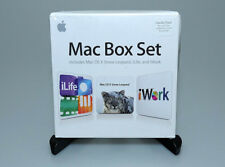 *NEW* Mac Box Set Family Pack - OS X Snow Leopard/iWork 09/iLife 11 - MC681Z/A