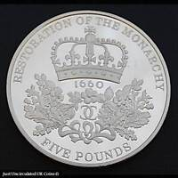 Proof £5 Five Pound Coins 1993 - 2017 - Various Years - Crowns - UK Royal Mint