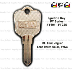 Classic Car Key FT Series FT101 - FT225 Ford, Union, Austin, MG, Jag, Land Rover