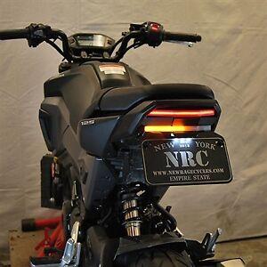 Honda Grom 2013 -2015 Fender Eliminator tail led short New Rage Cycles NRC
