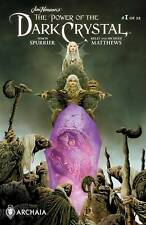 Jim Henson`s Power Of The Dark Crystal #1 (NM) `17 Spurrier/ Matthews (Cover A)