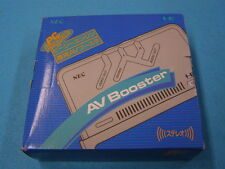 NEC PC ENGINE AV BOOSTER (PI-AD2) NEC PC Engine NEW