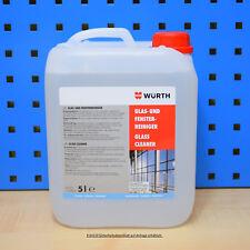 (3,58€/L) 5L Würth Glas- und Fensterreiniger auch Polycarbonat Glas Reiniger