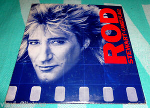 PHILIPPINES:ROD STEWART - Camouflage, LP,ALBUM,Some Guys Had All,Infatuation