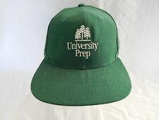 University Prep U Prep Baseball Cap Dad Hat Snapback WA Seattle Wedgwood
