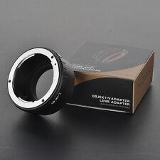 LEINOX OM-M4/3 Adapter Ring Olympus OM Lens to Micro 4/3 Body GX1 G5 GF5 GH4
