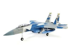 E-flite F-15 Eagle 64mm EDF BNF Basic Electric Jet Airplane (715mm) [EFL97500]