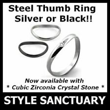 Stainless Steel Costume Rings without Theme