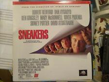 Sneakers (Laserdisc, 1993)