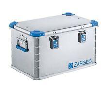 ZARGES BOX EUROBOX ALUBOX UNIVERSALKISTE NEU 40702