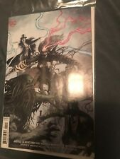 WONDER WOMAN JUSTICE LEAGUE DARK WITCHING HOUR 1 Federici Variant NM DC Comics