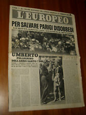 EUROPEO 1950/16=CARMEN FRANCO=SIMONE VALERE=ROSARIO PEREZ=LORD FURNESS MAXIM'S=