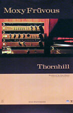 Moxy Fruvous 1999 Thornhill Original Tour Promo Poster