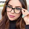Women Cats Eye Style Round Optical Glasses Clear Lens Myopia Glasses Frame New