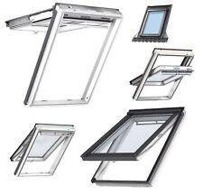 Dachfenster VELUX GPU 0070 MK04 78x98 Klapp-Schwingfenster Kunststoff-Fenster