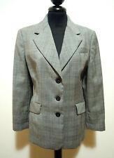 PIERRE CARDIN PARIS Giacca Donna Lana Wool Woman Jacket Sz.S - 42