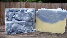 Mountain Rain Bar Soap Handmade/ Homemade with Coconut Milk Cove Creek Aroma