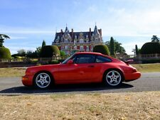 Porsche 964 C2 Manual RWD (911) RS Homage Guards Red 1991 Perfect Condition