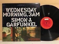 Simon & Garfunkel Wednesday Morning 3 AM Columbia CS-9049 $4 COMBINED SHIPPING