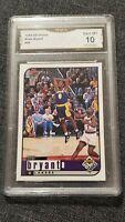 Kobe Bryant 1998 Upper Deck Ud Choice Gem MT 10 Grade #69 LA Lakers HOF 🔥🐍📈