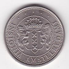 Florijn Mokum 1275 - 1975 700 jaar Insignia Amsterdam Niederlande Netherlands