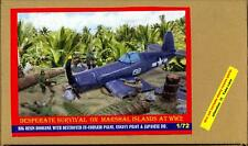 BUM Models 1/72 DESPERATE SURVIVAL ONTHE MARSHALL ISLANDS NAVY PILOT Figure Set