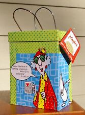 Maxine Floyd Empty Metal Tin by Hallmark . There's No Salesclerk To Yell At