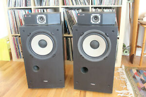 vintage pair  Technics SB 5000A Floor Speakers  CHECK EM OUT...COOL !