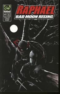 Raphael Bad Moon Rising #1-4 Set Highgrade  Mirage 2007