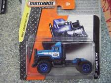 Camions miniatures multicolores Matchbox