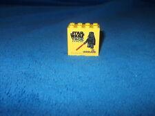 LEGO SAMMELSTEIN MOTIVSTEIN LEGOLAND DEUTSCHLAND Star Wars Tage 2009 Darth Vader
