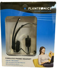 Plantronics Sound Innovation Cordless Phone Headset M214C Over The Head Style!