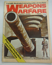 Weapons And Warfare Magazine Pictured Encyclopedia Part 1 071715R