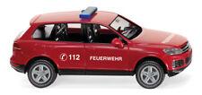 WIKING 060128 - 1:87 - Pompier - VW Touareg - neuf emballage d'origine