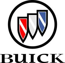 Buick Car, Window,  Decal Free Shipping