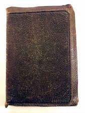 The Holman New Self-Pronouncing Sunday-School Teacher's Bible - 1892 - Leath