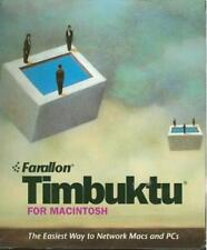 Timbuktu 5.0 MAC network Macs & PCs access computer systems transfer files 3.5""