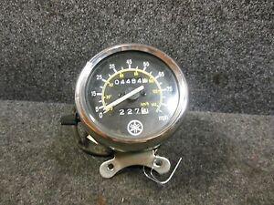 09 Yamaha VStar 250 Route 66 Speedometer MPH Gauge #U2211