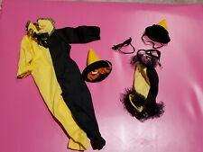 Vintage Barbie And Ken Outfit Masquerade 1963